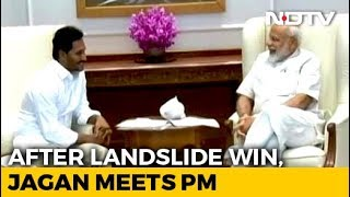 Special Status, Finances Feature In PM-Jagan Reddy Discuss..