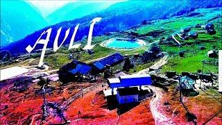 auli ropeway Full HD - YouTube