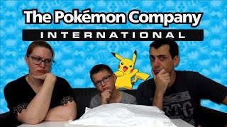 INCROYABLE COLIS de THE POKEMON COMPANY INTERNATIONAL ! Family Geek