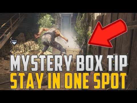 "How To Get The Mystery Box To Stay In One Spot (""Permanent Mystery Box"") In Buried Zombies - Smashpipe Games"