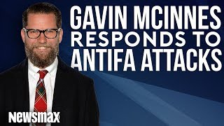 Proud Boys Founder Gavin McInnes Responds To NYC Antifa Attacks