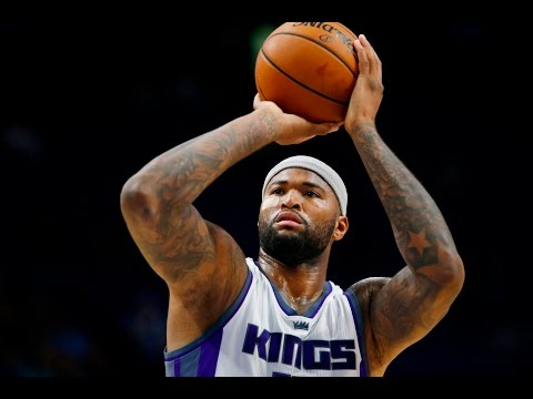 DeMarcus Cousins Puts Up 23 Points in Front of Home Crowd