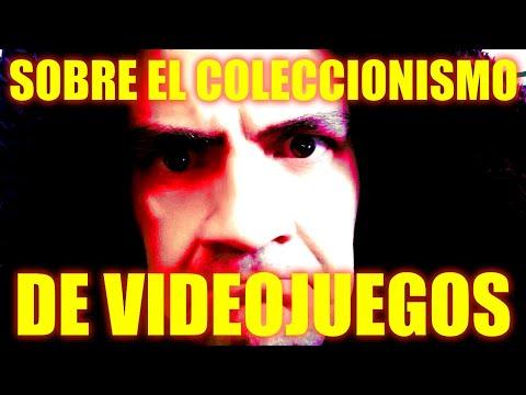 Sobre el Coleccionismo de Videojuegos - Opinión sincera - Luciano OnFire