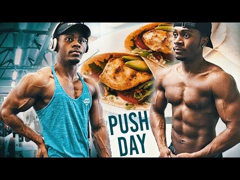 Shredding Diet - Full Day of Eating To Get Shredded & Lose Body Fat!