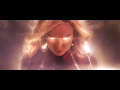 Capitana Marvel - Trailer español (HD)