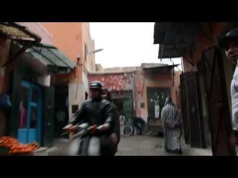 Caminando por Marruecos