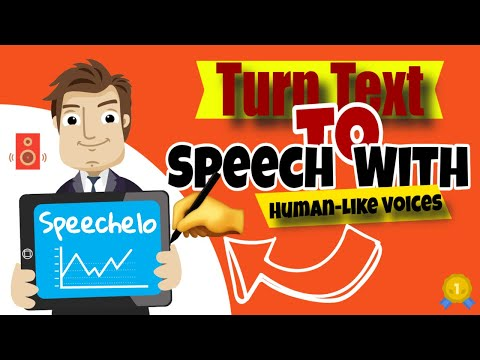 How to Get HUMAN Text to Speech & Voices ?