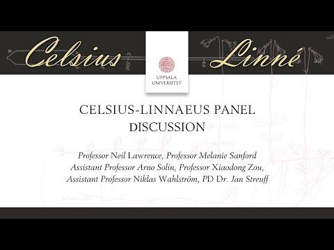 Celsius-Linnaéus Lecturers – Panel discussion