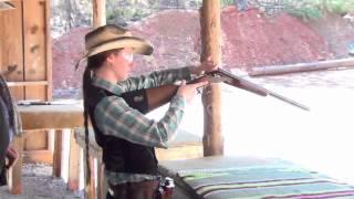 Trick Shooting, Gun Spinning & Fast Draw - Howard Darby ...