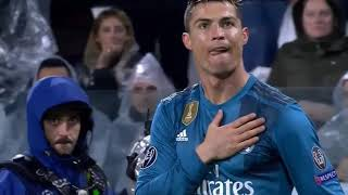 Siêu phẩm vô lê đẳng cấp của Ronaldo ( Juventus 0 - 3 Real Madrid )