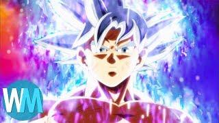 Top 10 Dragon Ball Super Moments