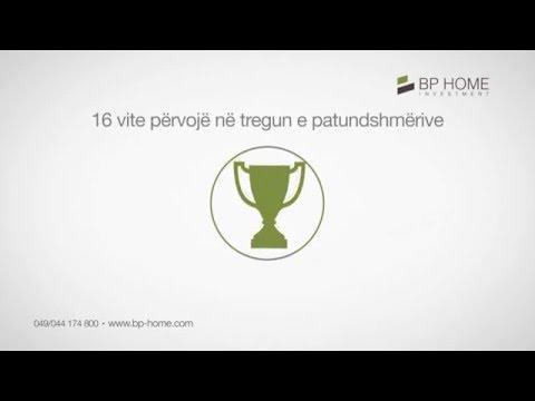 BP home Brand Story