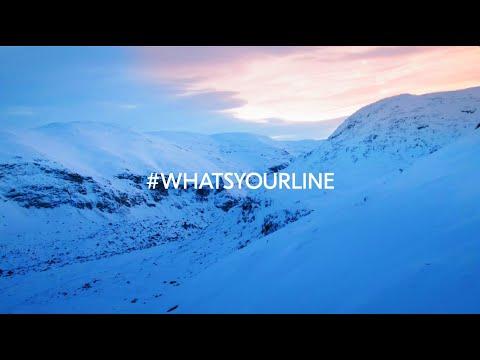 #whatsyourline - Become the Next Haglöfs Ambassador