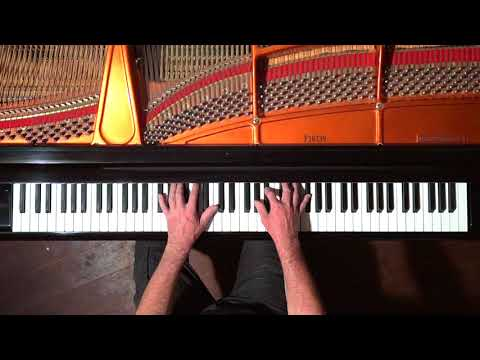 Chopin Valse Op.70 No.3 - P. Barton FEURICH piano