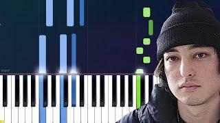 Joji - SLOW DANCING IN THE DARK Piano Tutorial