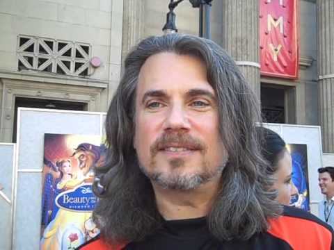Robby Benson & Paige O'Hara talk about Beauty and the Beast