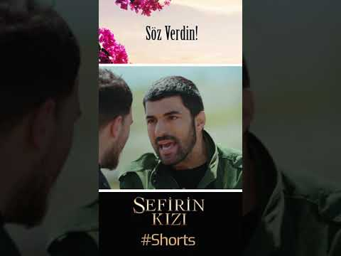 Sefirin Kızı | Söz Verdin! #Shorts