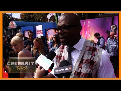 Terry Crews opens up about sexual assault - Hollywood TV