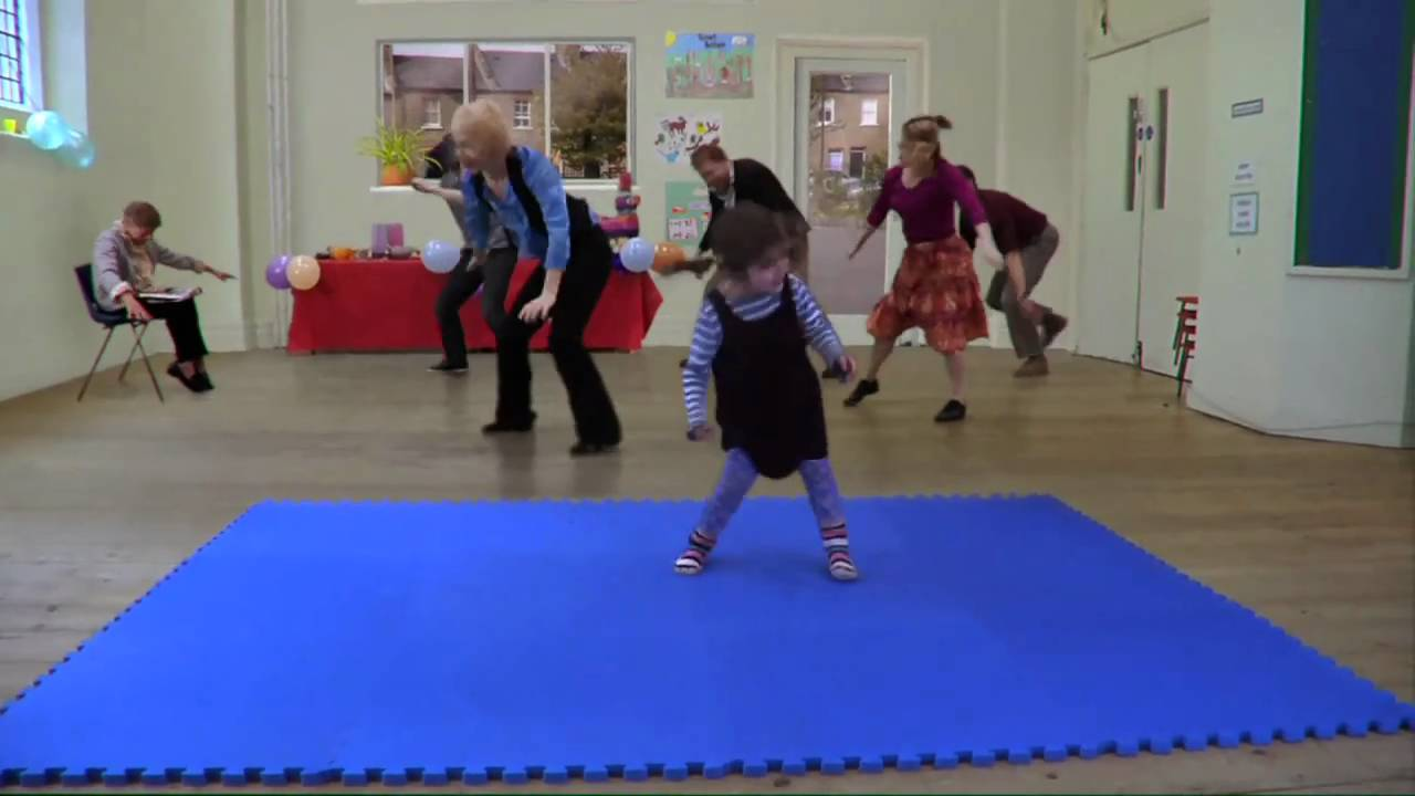 Pub Samsung – la petite fille qui danse