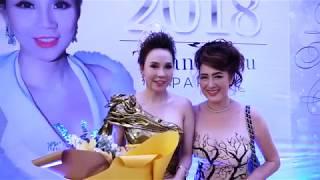 clip PARTY TRAILL HOA HAU DN QUOC TE 2018 day du