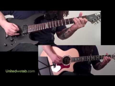 Metallica - Fade to Black Guitar Cover