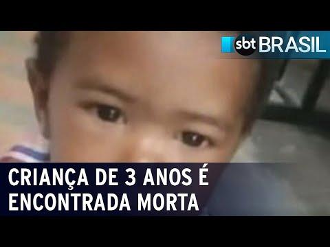 Criança é encontrada morta na casa da vizinha em Salvador | SBT Brasil (20/07/21)