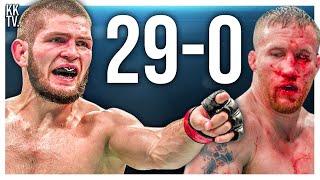 Khabib vs. Gaethje: 😡 Why Khabib SMASH Justin Gaethje!! 😡   UFC 254: Full Fight Breakdown & 🦅