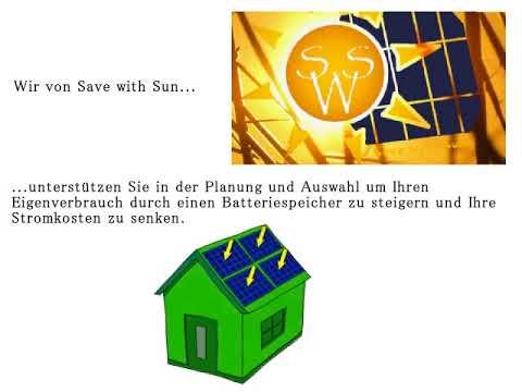 Herzlich Willkommen bei uns auf ''Save with Sun''