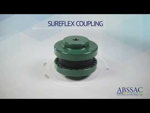 ABSSAC 2020 SureFlex Shaft Coupling