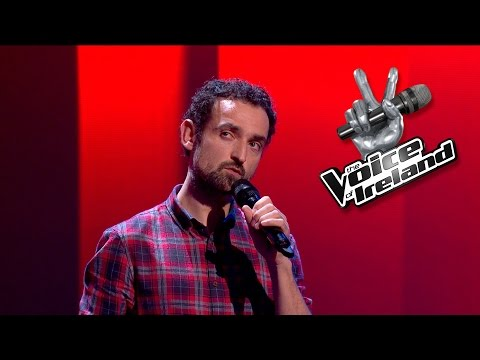 Johnny Garvey - Shake It Off - The Voice of Ireland - Blind Audition - Series 5 Ep1