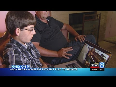 Son of piano-playing homeless man speaks