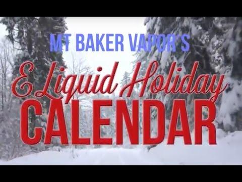 MBV Holiday Calendar