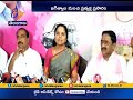 MP Kavitha Sensational Comments on Congress Leaders