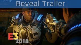 Gears of War 5 - E3 2018 Reveal Trailer [HD]