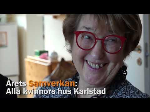 Vardagshjältar 2017 - Alla kvinnors hus, Karlstad