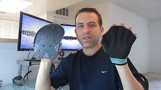 Swimming Paddles or Swimming Gloves   What Do I Find To Be A Better Workout