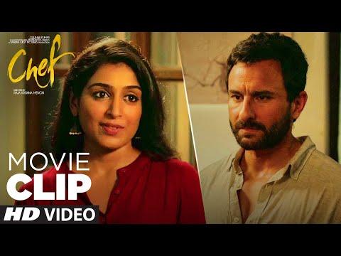 Lucky Logo Ko Passion Dubara Milta Hai| CHEF |Movie Clip| Romantic Scene|Saif Ali K, Padmapriya J |