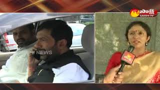 KCR brother's daughter Ramya Face to Face..