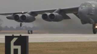 Boeing B-52 Stratofortress Compilation