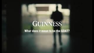 Guinness x Joe Montana: GOAT