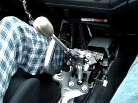 Civic Si Twm Stage 2 Short Shifter Youtube