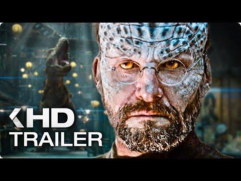 IRON SKY 2: The Coming Race Trailer German Deutsch (2019)