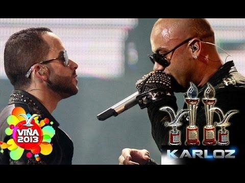 WISIN & YANDEL En Vivo Viña Del Mar 2013 (HD)