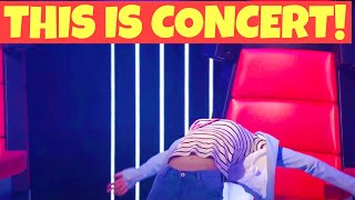 When AUDITIONS Turns Into CONCERT | UNBELIEVABLE | THE VOICE | THE X FACTOR | GOT TALENT