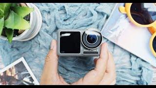 【未来科技】Osmo Action灵眸运动相机:运动相机的一大步