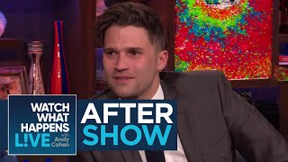 After Show: Tom Schwartz Gets Teary Eyed | Vanderpump Rules | WWHL