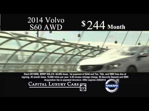 2014 Capital Luxury Cars Volvo TV Spot