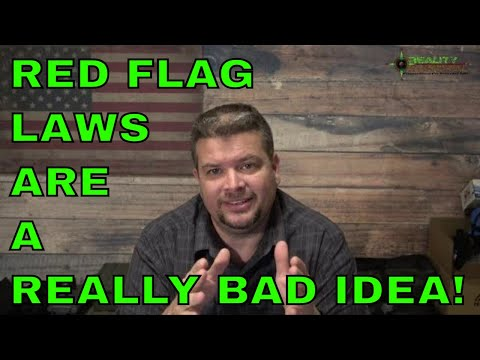 Red Flag Laws - Boogaloo - Time to Get To Work!