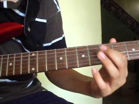 Pantera rosa con guitarra tutorial  2da Parte