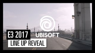 Ubisoft reveals plans for E3 2017